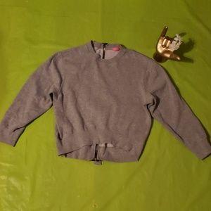 Isaac mizrahi  sweatshirt